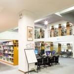 付属図書館