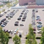 学生駐車場