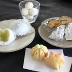 H25応用調理実習和菓子