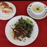 H25応用調理実習イタリア料理