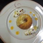 高橋さんが出品した「瀬戸内レモンの米粉マドレーヌ」