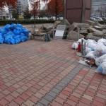 今年も大量のゴミが集まりました