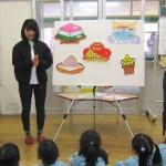 日本の行事と食べ物について楽しく勉強しました!!