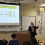 武庫川女子大学国際健康開発研究所所長 京都大学名誉教授 家森 幸男 氏