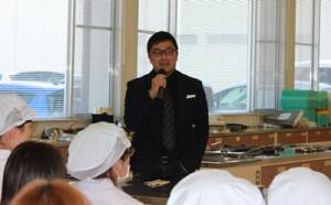 中野先生からご講評をいただきました