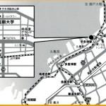 香川短期大学周辺地図