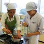 H25冷凍食品講演会・料理講習会