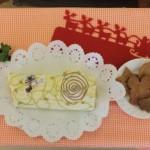 H25応用調理実習洋菓子
