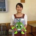 グランプリを受賞した岡布美枝さん