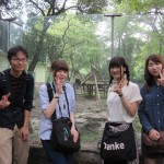 上海動物園でパンダを堪能