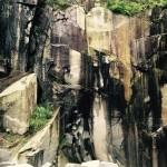 青木の採石場