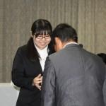 特別賞の表彰を受ける平尾さん