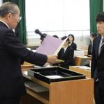 日本フードスペシャリスト協会より特別表彰