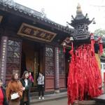 寒山寺にて(1)