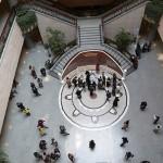 上海博物館内